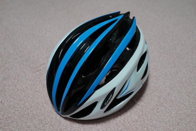買ったヘルメット