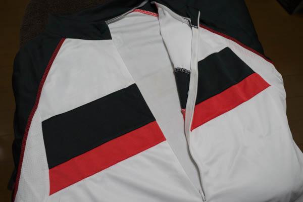衣替えはジャージから。apt'の春夏秋用サイクルウェアを購入。