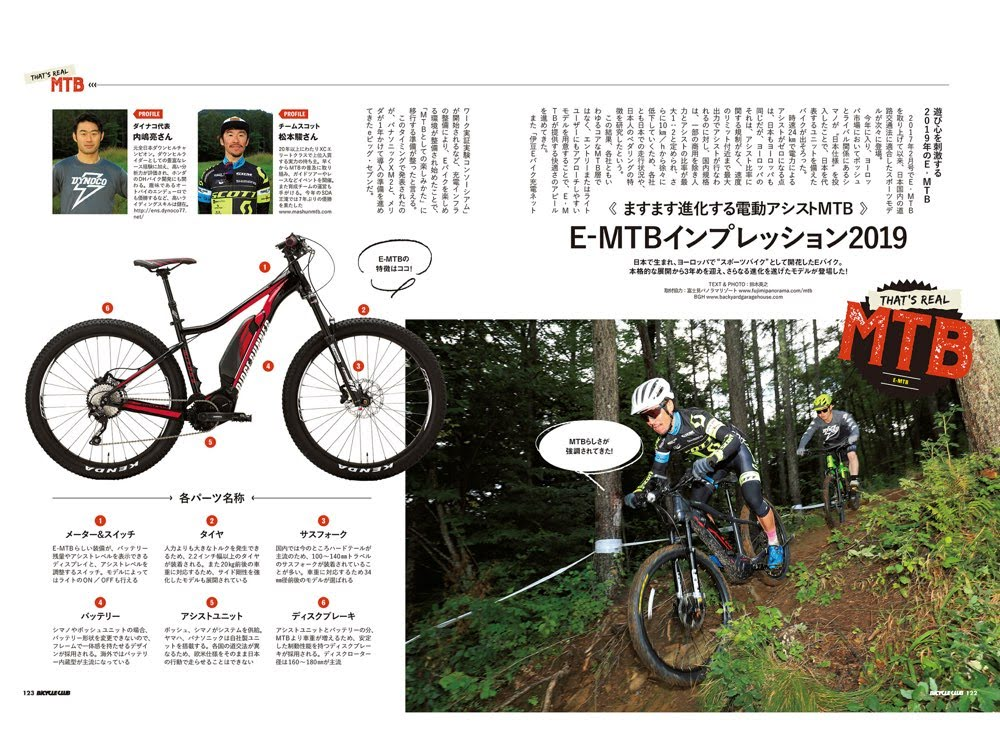 E-MTBインプレッション2019
