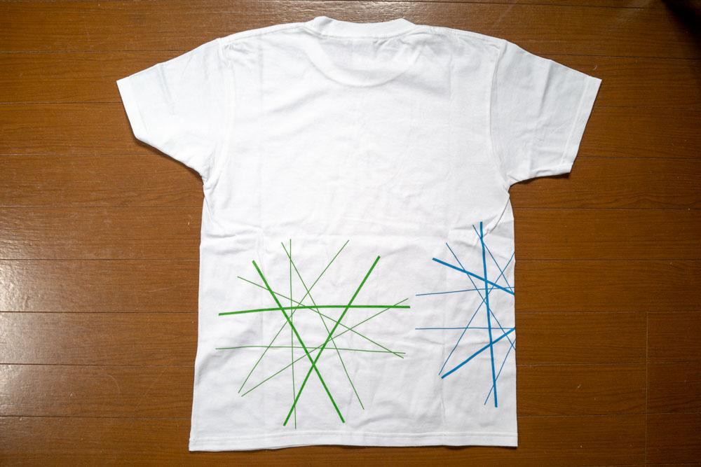 オリジナルTシャツ(裏)