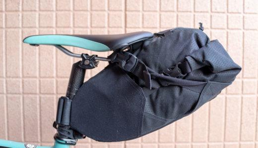 トピークのバッグローダーは1泊2日旅行に超便利だった