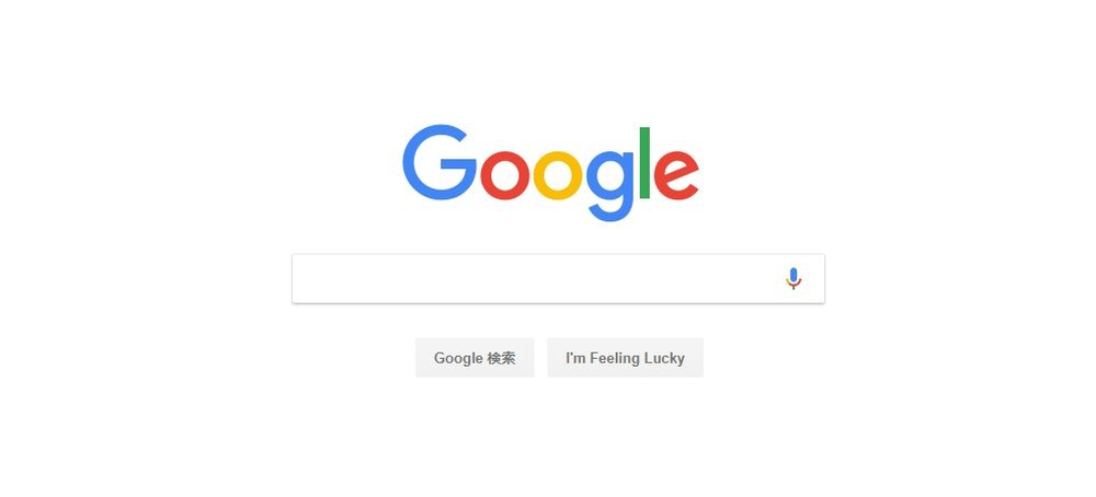 google top画面